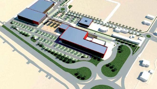 CIGLIANO: Un'area commerciale e terziaria al confine con Moncrivello