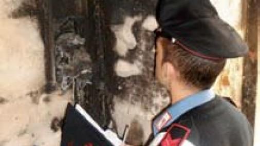 LAMPORO: Incendio a Lamporo Salvato un anziano