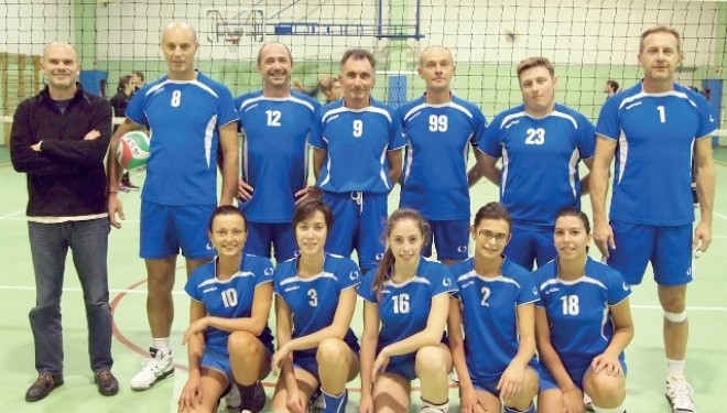 Saluggia protagonista nel volley