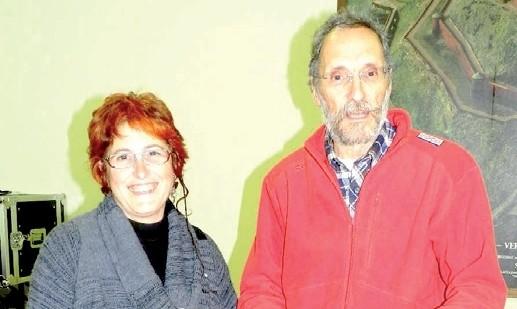 Giuli Hall ed Elo Seminara
