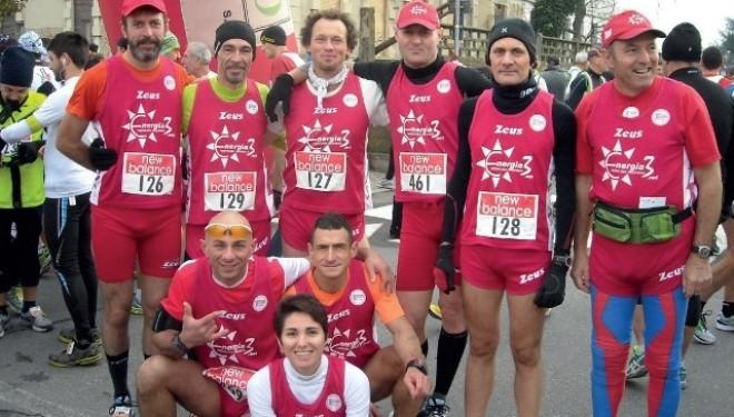 """I """"Diavoli Rossi"""" di Cigliano hanno gareggiato a Trino e San Biagio di Mondovì"""
