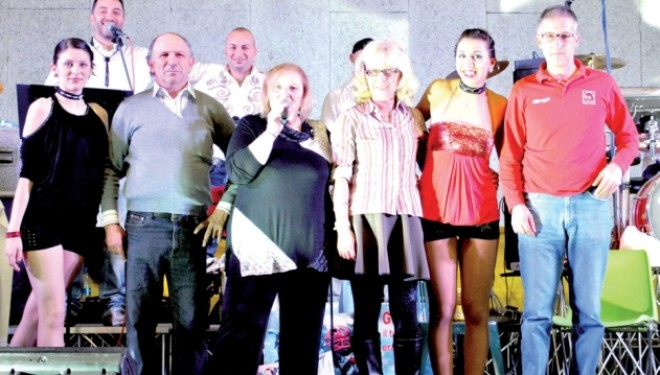 VILLAREGGIA: La serata danzante a favore di Telethon ha concluso la patronale di San Martino