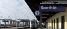 Santhià: Ferroviere denunciato da poliziotti
