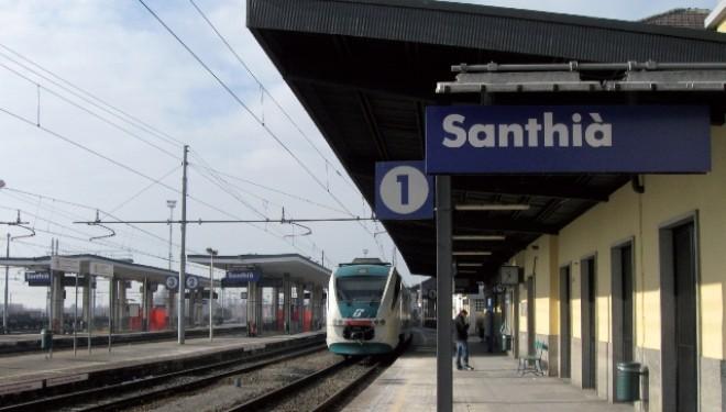 Fermò a Santhià il Frecciabianca: ora è indagato per interruzione di pubblico servizio