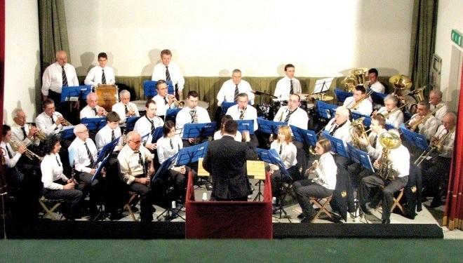 """SALUGGIA: Concerto della Banda """"Don Bosco"""""""