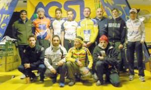 I vincitori Ciclocross Villareggia