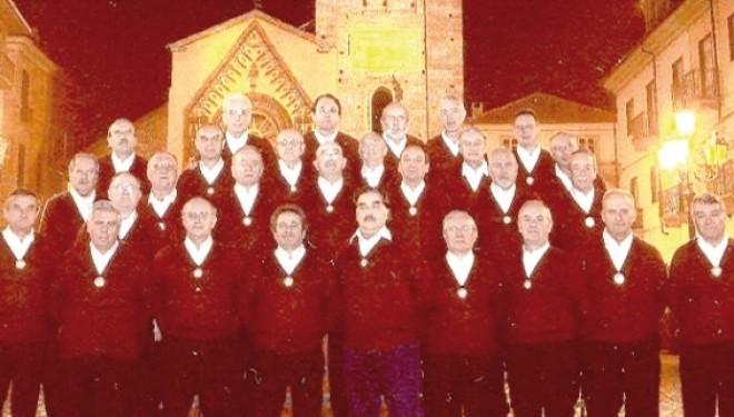 A Betlemme i canti popolari natalizi eseguiti dalla Corale Città di Chivasso