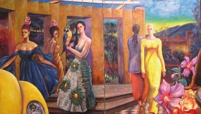 TRINO: Mostra dei pittori Croce e Albertone