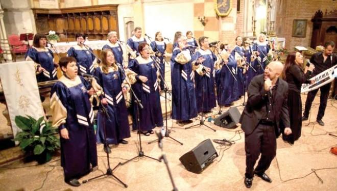 Giovedì 19 – Vercelli: La LV Gospel Project canta in Sant'Andrea