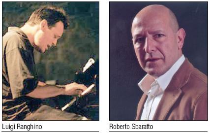Luigi Ranghino e Roberto Sbaratto