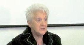Mosca Daniela, presidente del Csv