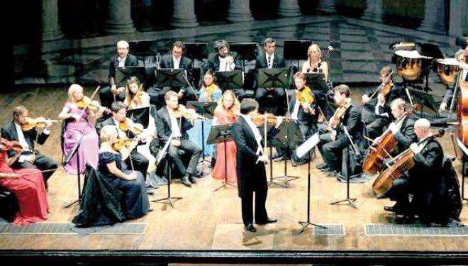 31 dicembre – Vercelli: Il concerto di San Silvestro della Camerata Ducale