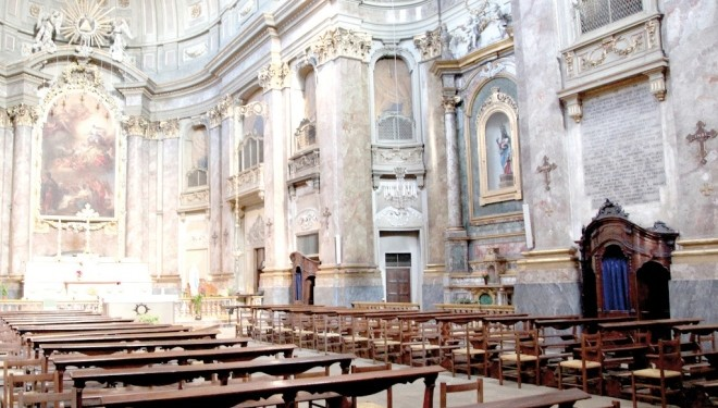 Domenica 22 – Vercelli: Si visita la basilica di Santa Maria Maggiore