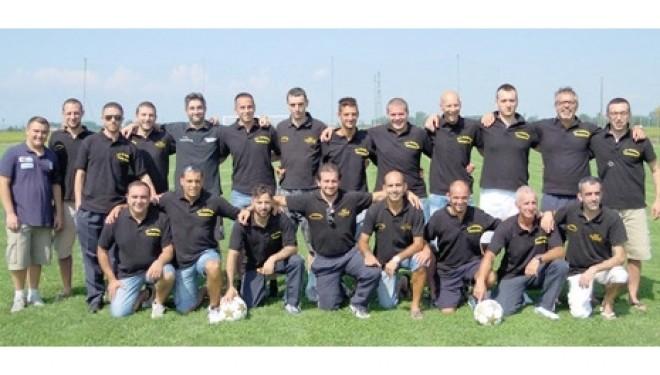 CALCIO CSI: Il tanto atteso derby tra Trino '04 e Borgo d'Ale si chiude in parità: 1-1