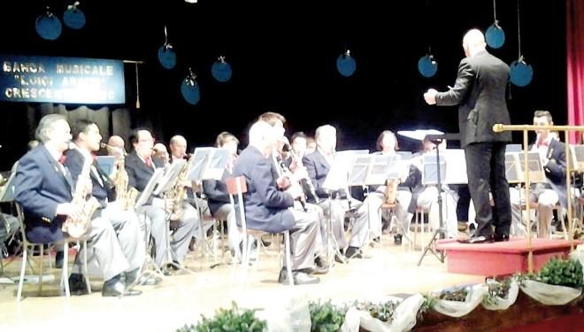 """CRESCENTINO: Concerto di Natale della Banda """"Arditi"""""""