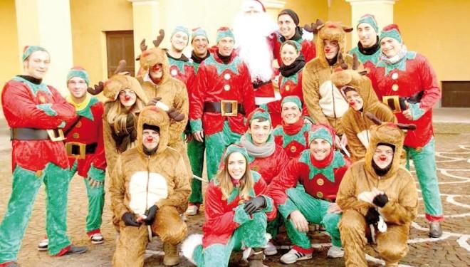 """BORGO D'ALE: Proseguono gli eventi della """"Festa di Natale"""""""