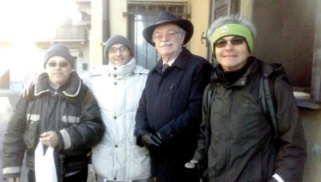 SALUGGIA: Alla ricerca delle meridiane saluggesi