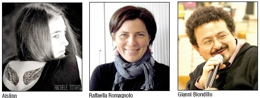 Aislinn Raffaella Romagnolo Gianni Biondillo