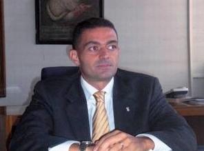 Angelo Cappuccio, sindaco di santhià