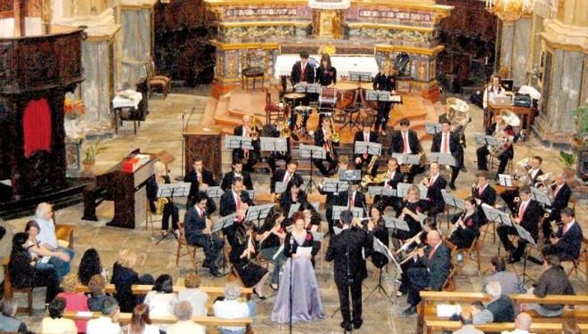 Giovedì 16 gennaio – Chivasso: In Duomo il concerto di San Sebastiano