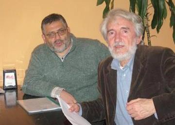 Fausto Cognasso e Gian Piero Godio