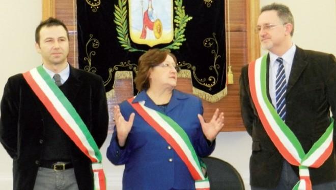 """Accordo tra Livorno Ferraris, Fontanetto e Palazzolo Entro il mese la scelta fra """"convenzione"""" e """"Unione"""""""