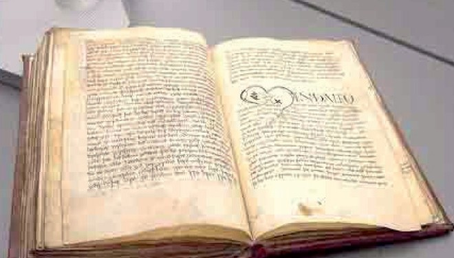 Vercelli: In rete il Vercelli Book in edizione digitale, in lingua inglese antica