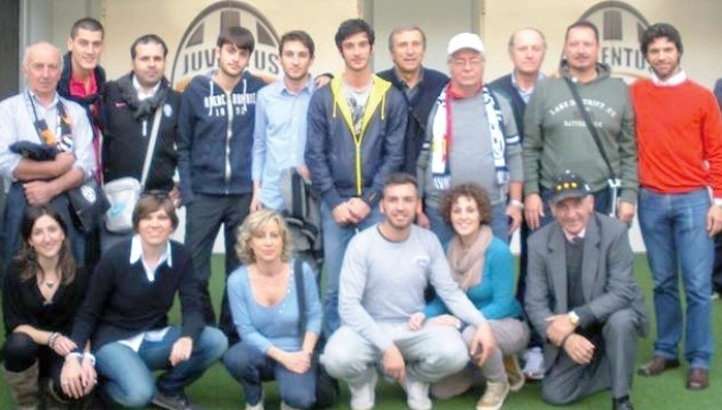 "A Cigliano lo Juventus Club Doc Canavese ""Gaetano Scirea & Alessandro Del Piero"""