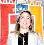 L'assessore Barbara Bonino