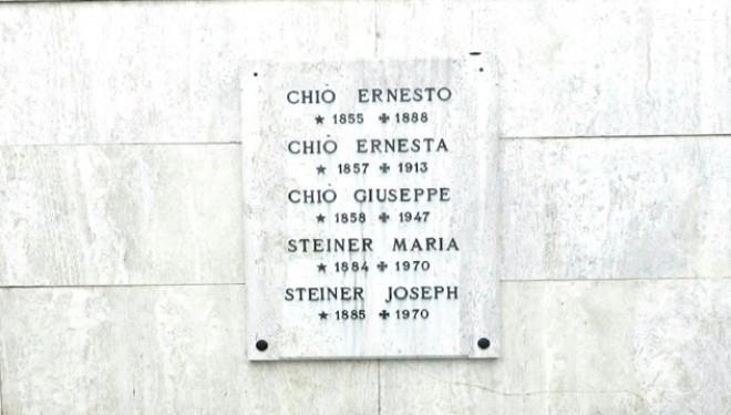 CRESCENTINO: Ricordo di Joseph Steiner: a Crescentino una luce negli anni oscuri della seconda guerra mondiale