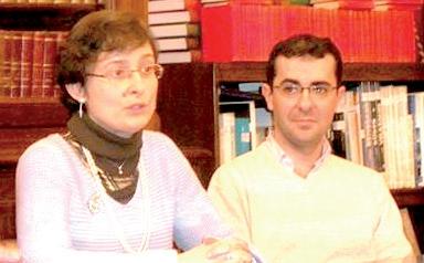 Maura Maffei e Maurizio Roccato
