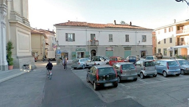 CIGLIANO: Piazza Varese avrà i portici