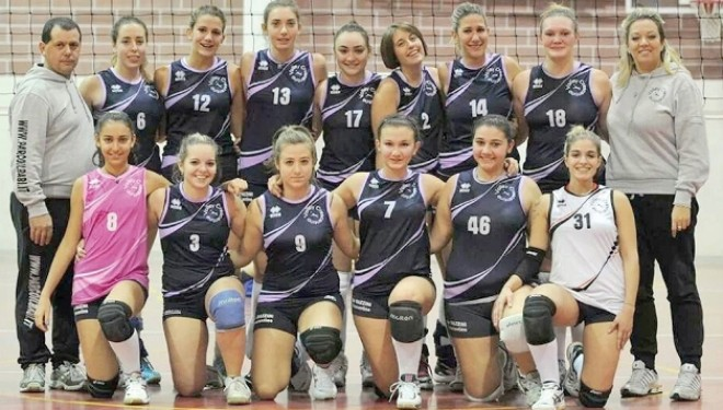 "TUTTO VOLLEY – L'Under 17 della Stamperia Alicese Santhià è pronta ad affrontare la fase ""Top"""