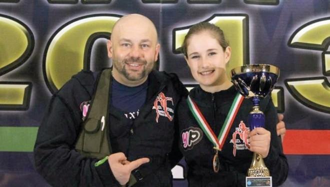 """KICKBOXING – CIGLIANO/TRINO: Pollone verrà insignita del """"Premio talento 2013″"""