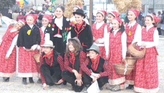 """ALICE CASTELLO: Si prepara il """"Carnevale dei bambini"""""""