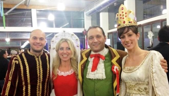 CRESCENTINO: Carnevale: Conte e Papetta alla festa di Trino. In vendita i biglietti della Grande Lotteria