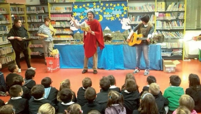 SANTHIÀ: Musica, sport, mercatini e studenti da premiare: è il Natale santhiatese
