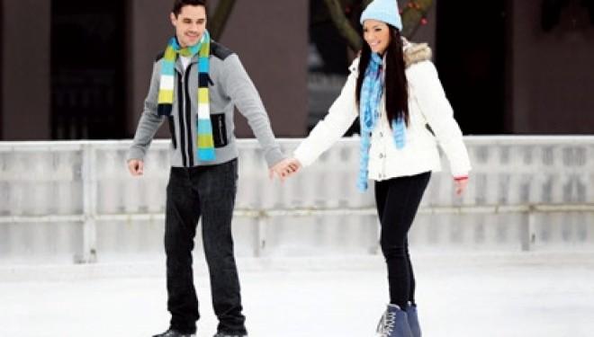 SANTHIÀ: Pattinaggio su ghiaccio per tutto gennaio