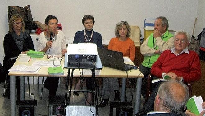 BIANZÈ: Molti partecipanti ai corsi dell'Università delle Tre Età