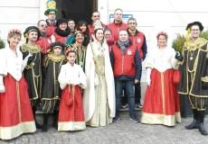 40° Carnevale Storico Crescentinese, un'edizione memorabile