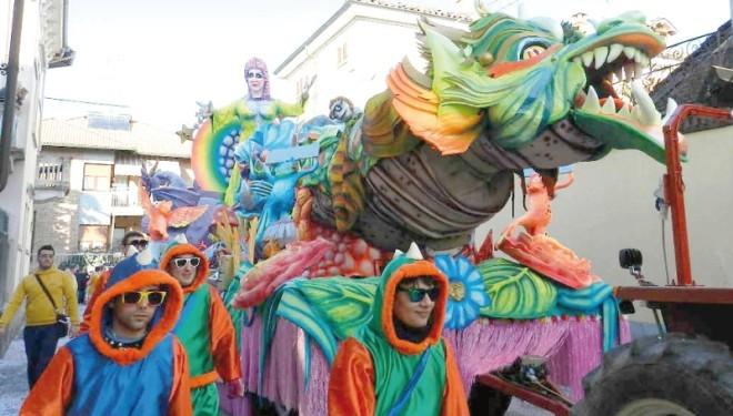 CRESCENTINO: Carnevale Storico, un'edizione memorabile