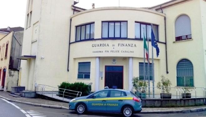 VERCELLI: Guardia di Finanza: nel 2013 in provincia di Vercelli recuperati a tassazione redditi per 86 milioni di euro