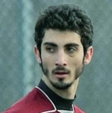 Il match winner Luca Carnaroglio