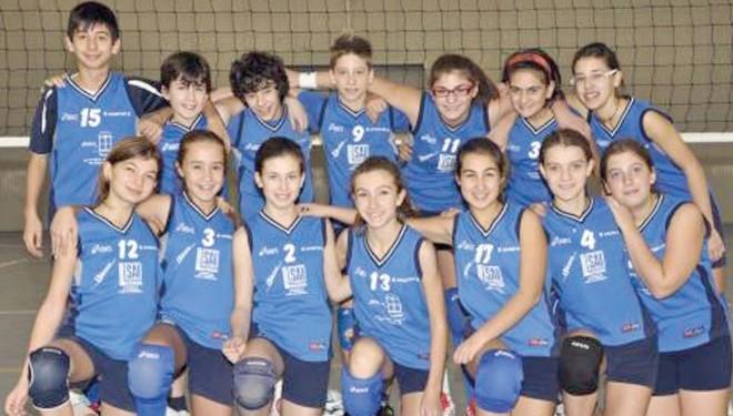 Il Volley Crescentino si conferma terza forza del torneo Under 13