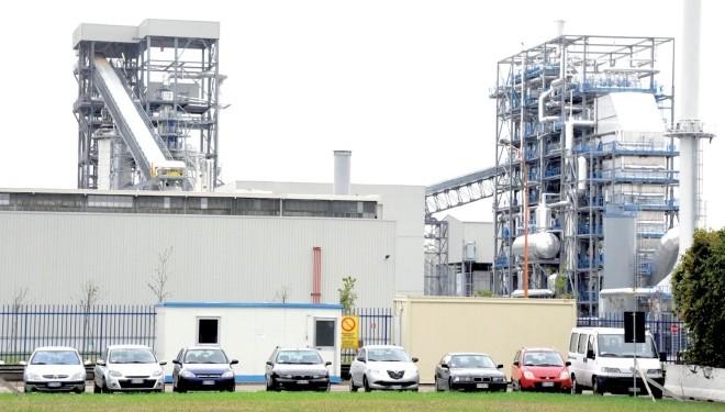 CRESCENTINO: Gli amministratori in visita alla Beta Renewables