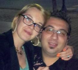 Marina Dujo e Gino Siclari