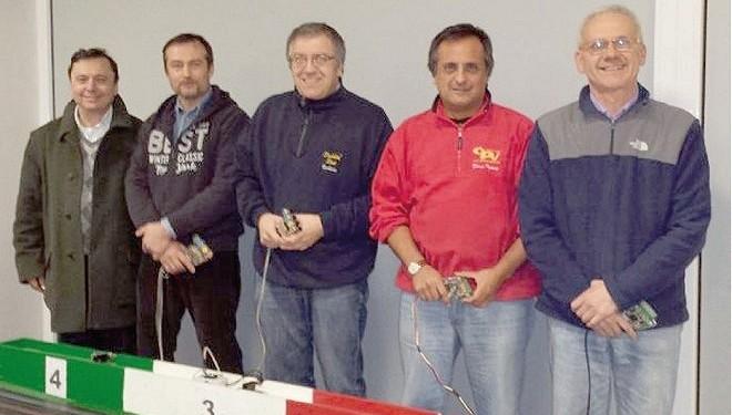 SLOT RACING – Borgo d'Ale: Barbano continua a imporre la sua legge