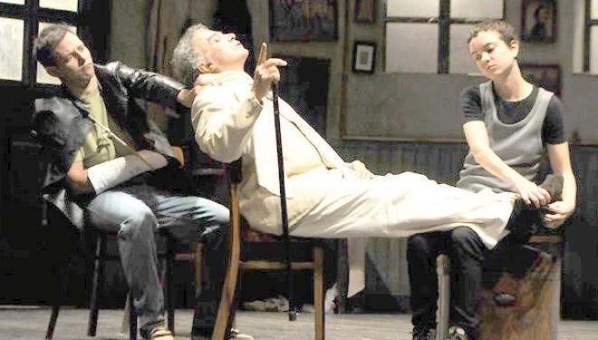 Mercoledì 5 febbraio – Vercelli: La canavesana Melania Giglio ne Il Teatrante di Bernhard
