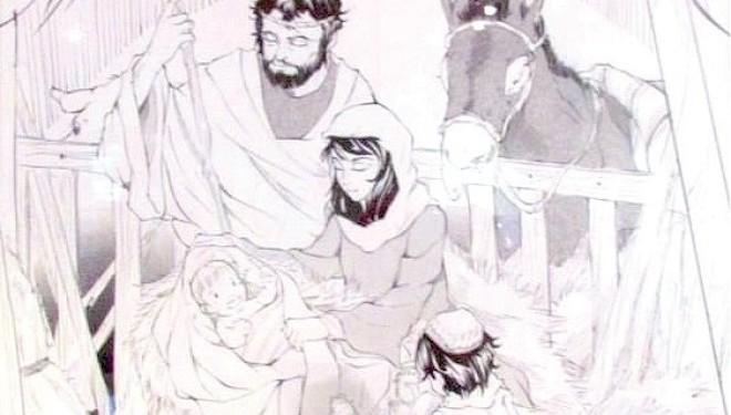 I fumetti, i disegni e le illustrazioni del giovane ciglianese Gabriele Pino
