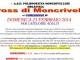 """MONCRIVELLO: Si corre il """"Cross di Moncrivello"""" domenica 23 con la Polisportiva"""